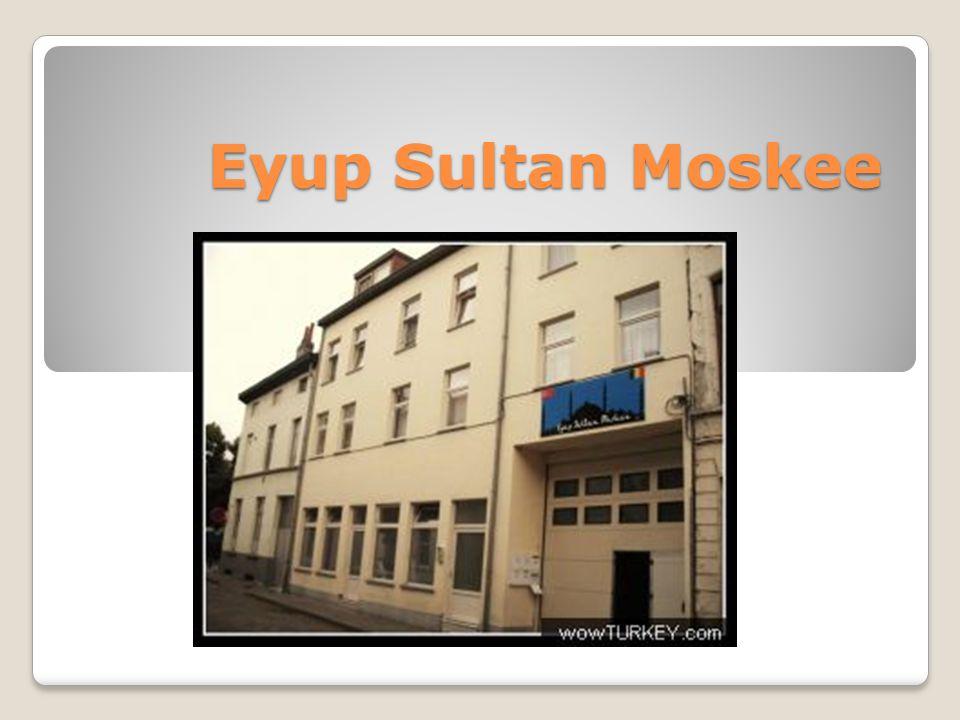 Eyup Sultan Moskee