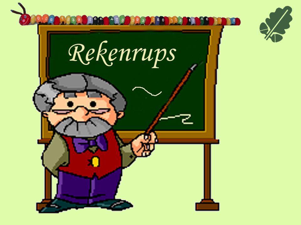Klassenklus bij 'Volgens Bartjens'Volgens Bartjens Bestand in exel voor 2005 Rups Bestand in exel voor 2010