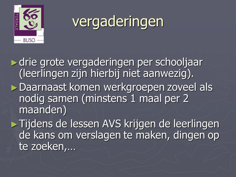 Inleefweek 2009 ► Presentatie inleefweek vorig schooljaar