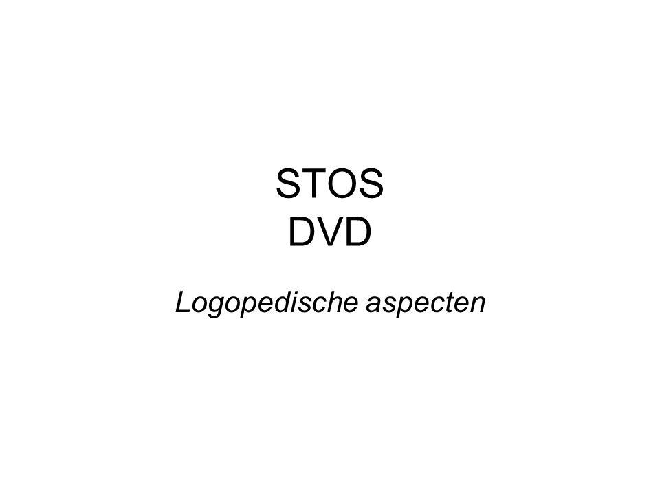 STOS DVD Logopedische aspecten