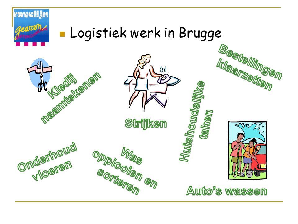 Logistiek werk in Brugge