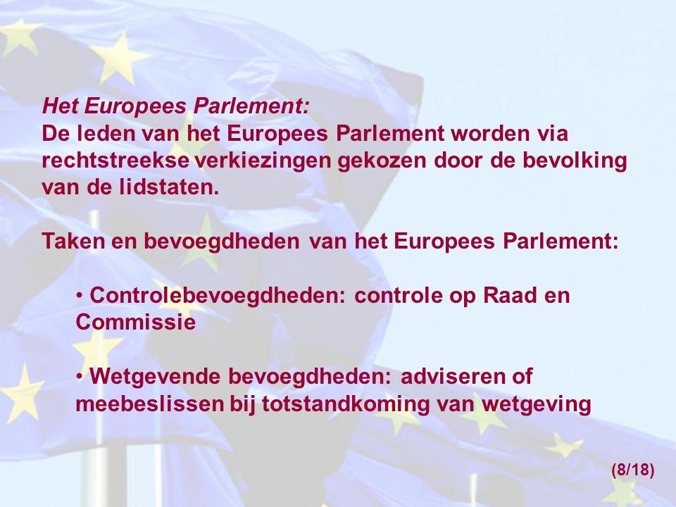 Controlebevoegdheden Een tijdelijke enquêtecommissie instellen.