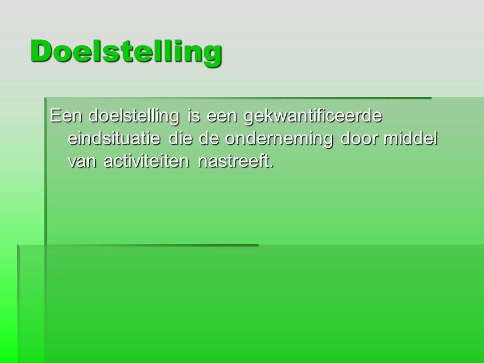 PM Duitse vestiging: IC en verkoopprijs (1) Je bent productmanager op de Duitse vestiging waarbij het hoofdkantoor en productie in Nederland staan.