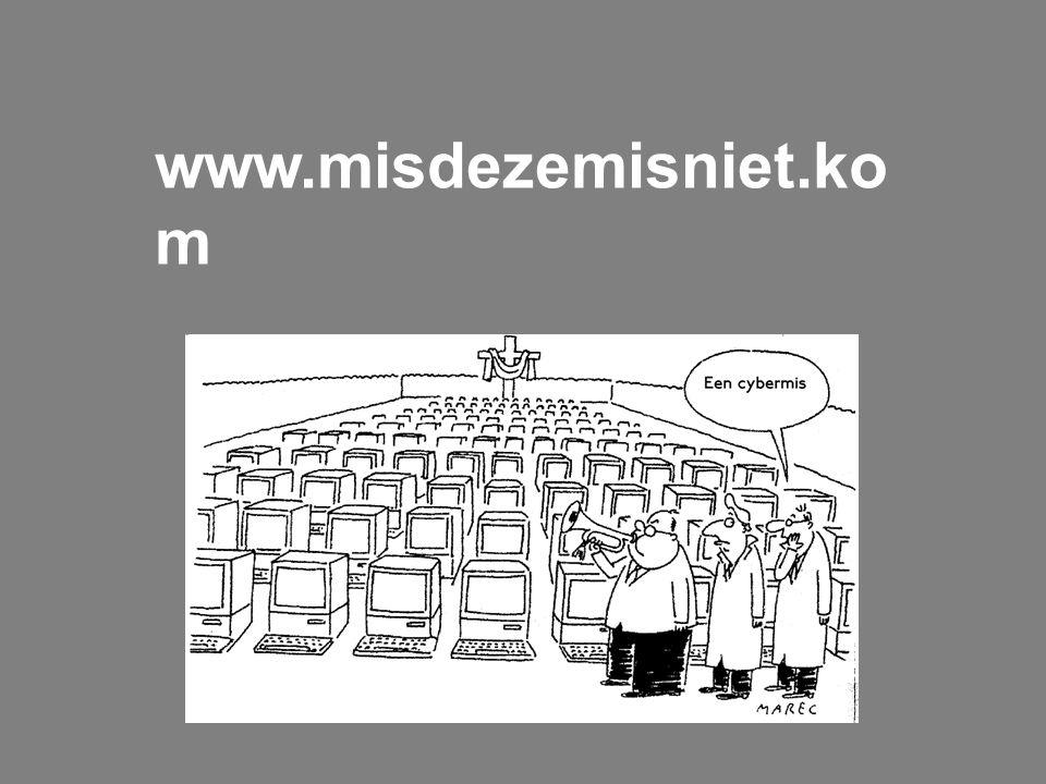 www.misdezemisniet.ko m