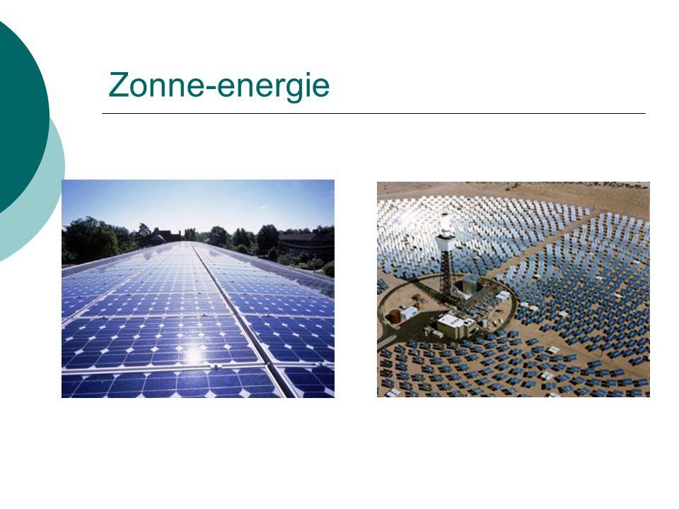 Transport van elektrisch vermogen  Voornaamste verlies bij transport van vermogen : warmteontwikkeling in draden.
