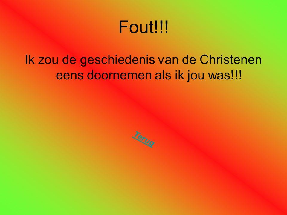Lieve hemel, lees de bijbel of ga naar de kerk!!! Go back!!! Go back!!!