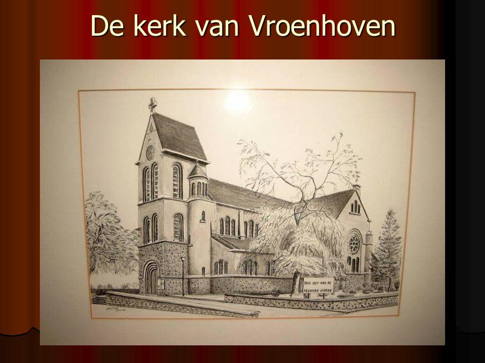 De kerk van Vroenhoven