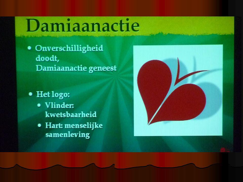 De Damiaanactie…