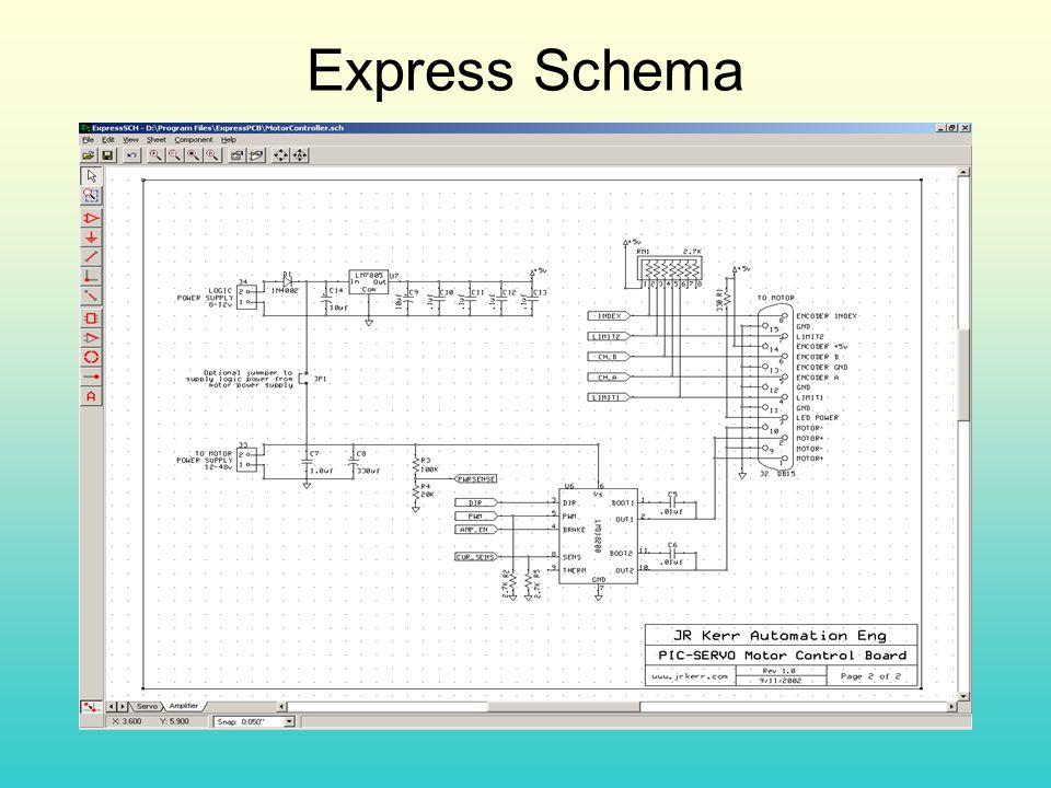 Express Schema