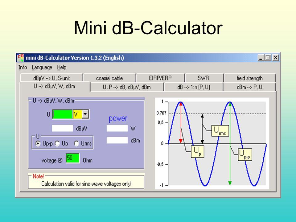 Mini RC calculator Mogelijkheden Permeabiliteit en Al waarden van ongekende kernen.