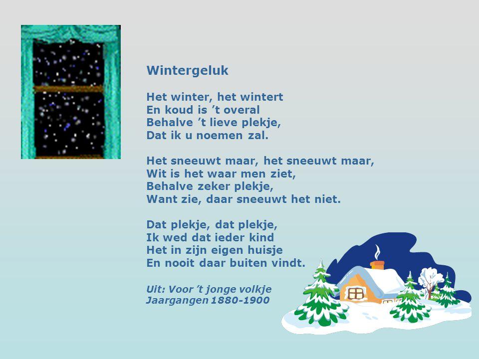 Het sneeuwt De vlokken dwarrelen als in schoolopstellen volwassenen staan verrukt als kinderen te staren voor het raam en ademloos bedampt het venster