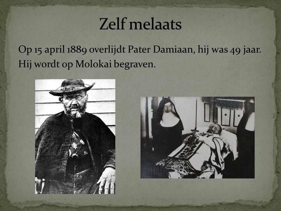 Op 3 mei 1936 worden de stoffelijke resten van Pater Damiaan door het schoolschip De Mercator terug naar België gebracht.