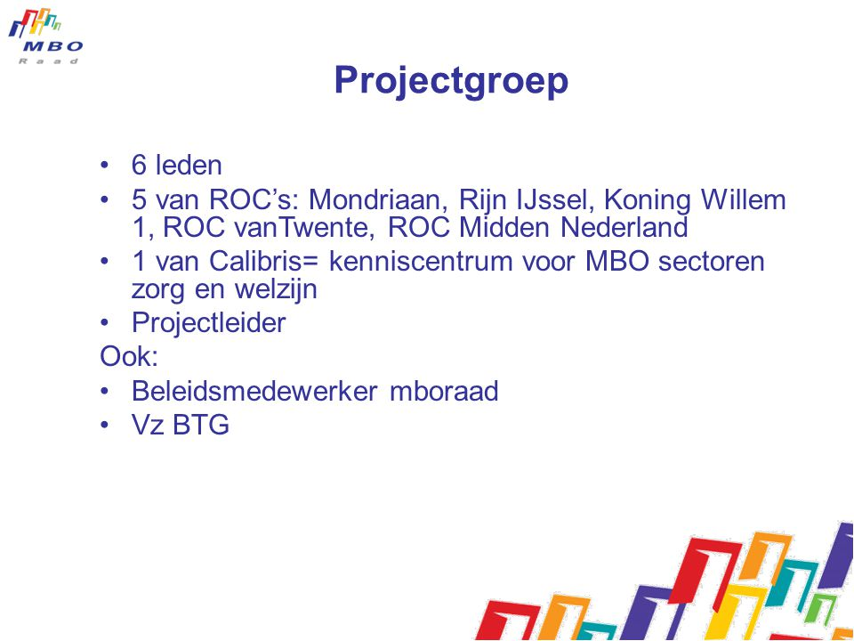 Vervolg Keuze uit 2 workshops: 1.Info over/oefeningen uit 2 projecten die intercultureel vakmanschap bevorderen: - Together to get there - Vreedzame school 2.