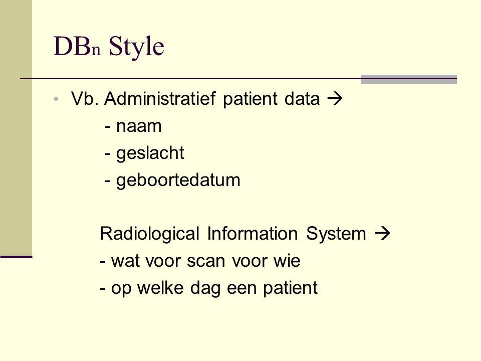 DB n Style Vb.
