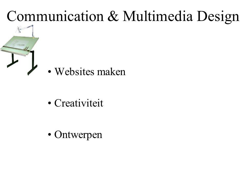 Informatiedienstverlening en -management Informatie Oplag van informatie Websites