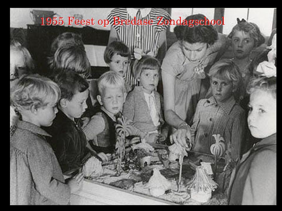 1955 Feest op Bredase Zondagschool