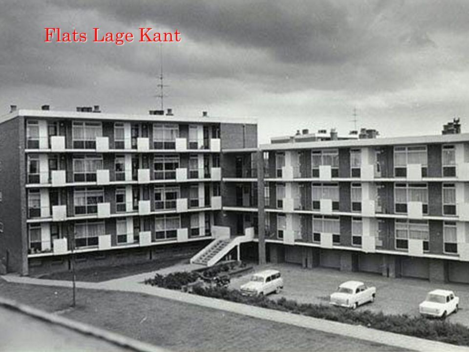 Flats Lage Kant jaren 50 Flats Lage Kant