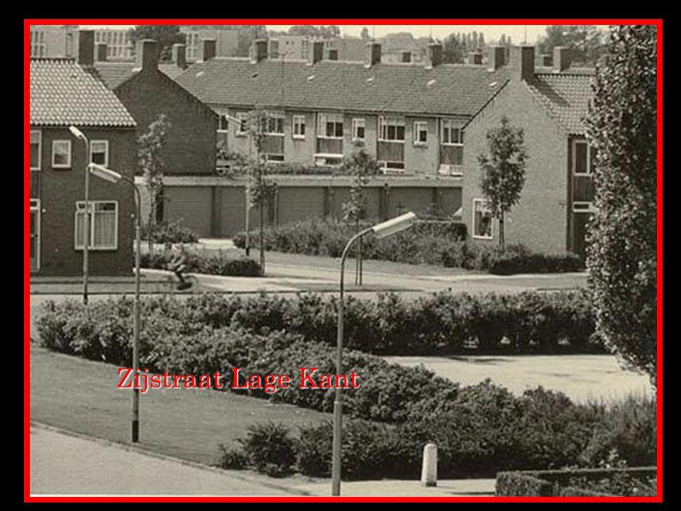 Sloop Gasbrug, singel droog gelegd 1976 Restant Fellenoordstraat 1970