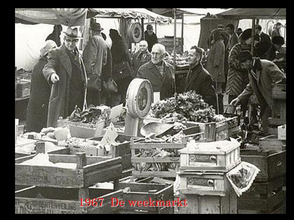 1967 De weekmarkt