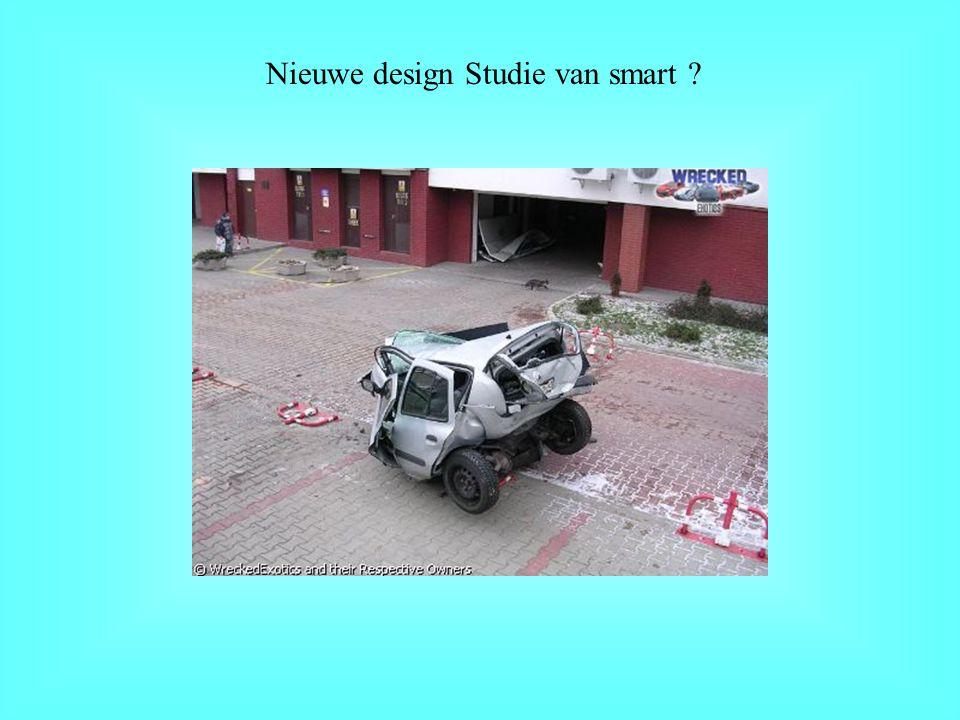 Nieuwe design Studie van smart ?