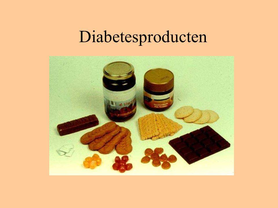 Diabetesproducten