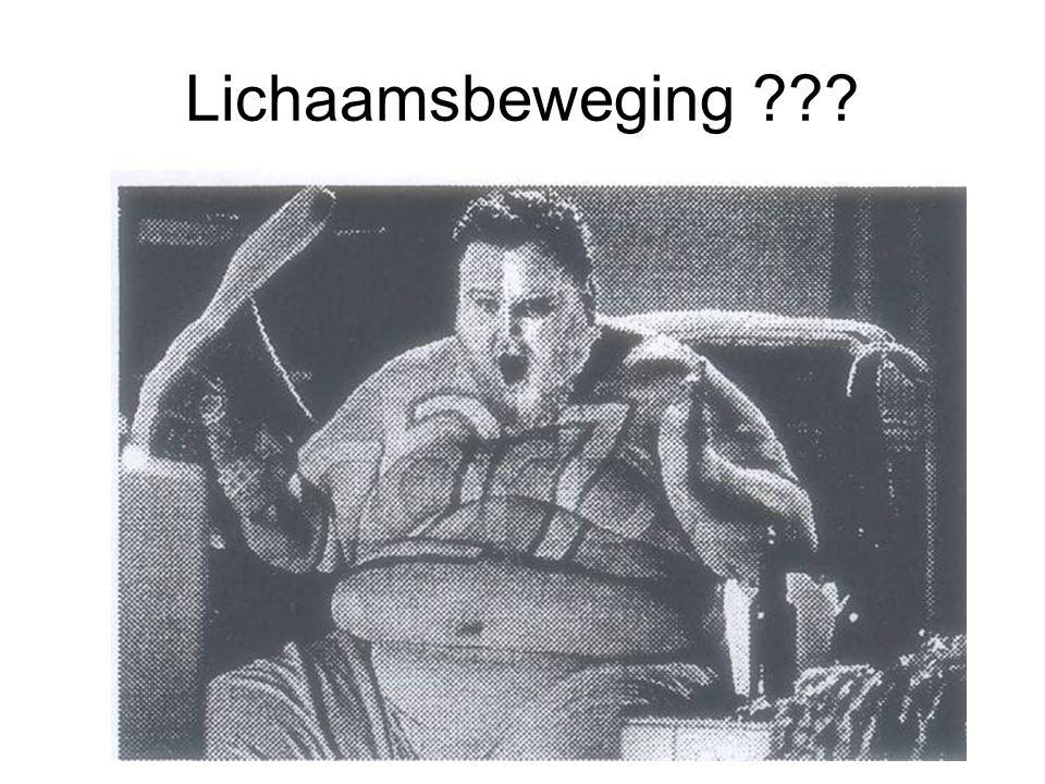 Lichaamsbeweging ???