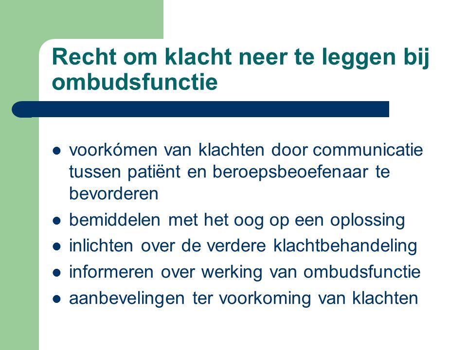 Recht op bescherming van de persoonlijke levenssfeer bij iedere tussenkomst de informatie in verband met zijn gezondheid enkel personen aanwezig waarv