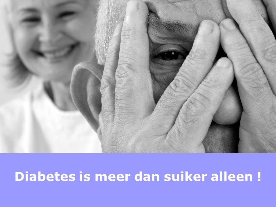 Een gebalanceerde voeding is belangrijk voor: - het behoud van een normaal lichaamsgewicht - het bereiken van het glycemisch evenwicht - de preventie van het atherogeen risico en bestaat uit een controle van: - de calorieëntoevoer - de spreiding van de voedingsstoffen (voedseldriehoek) - de glycemische index van de voedingswaren: trage of snelle suikers Tips voor uw patiënt: * Beter is vaker kleinere hoeveelheden eten,waardoor pancreas minder intensief moet werken * Zonder suiker ≠vrij van alle suikers .
