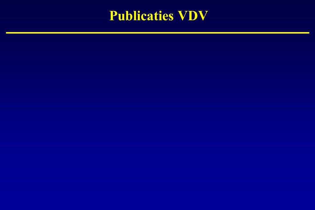 Publicaties VDV