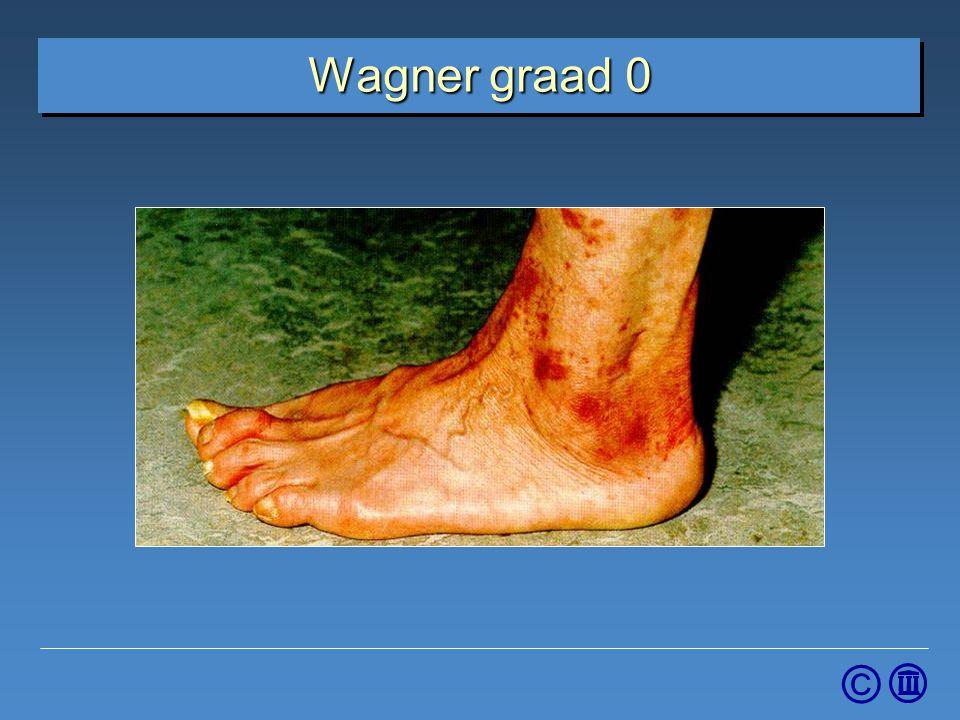 © Wagner graad 0