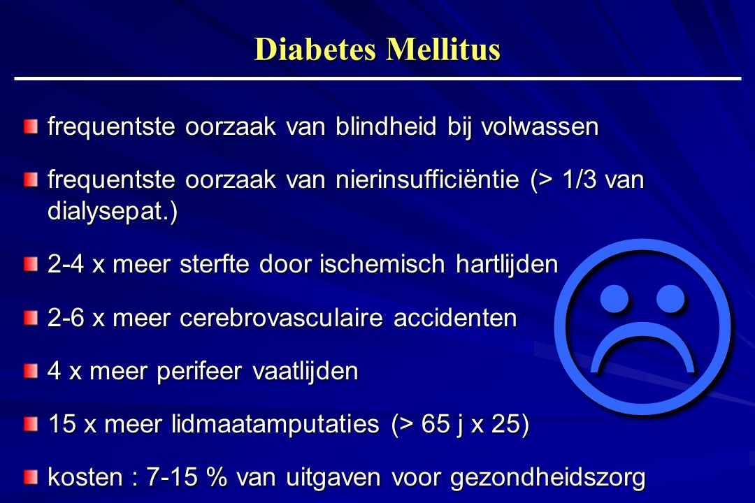 Mortality Rate in Non-Diabetics 0 5 10 15 20 25 30 35 Control Diabetes 10,02561662927963124 (Patient Numbers) Ratio 2.5Ratio 2.2Ratio 2.1 10.8 26.9 12.5 26.9 15.5 32.0 Whitehall Study Mortality Rate Paris Prospective Study Helsinki Policemen Study (Deaths per 1000 patient years) Diabetic Patients More Than Doubled vs