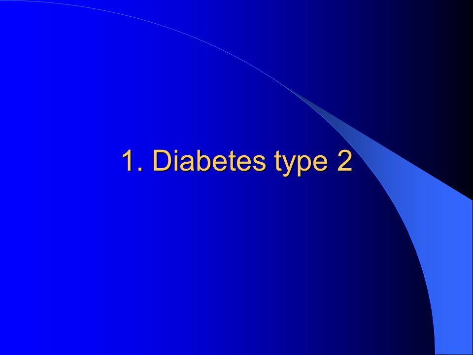 Diagnose diabetes Nuchtere glycemie >126mg/dl (=7mmol) Orale glucose tolerantietest: Glycemie meten 2 uur na 75g glucose Glycemie >200mg/dl : diabetes mellitus Glycemie > 140 mg/dl : verminderde glucosetolerantie