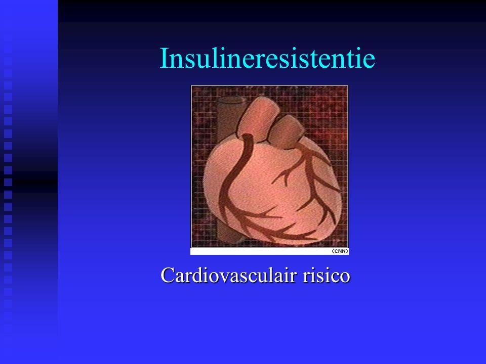 Insulineresistentie Cardiovasculair risico