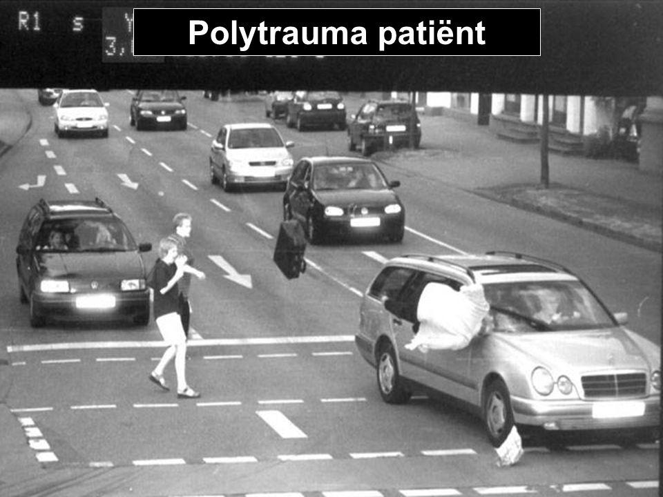 Multiple trauma patiënten