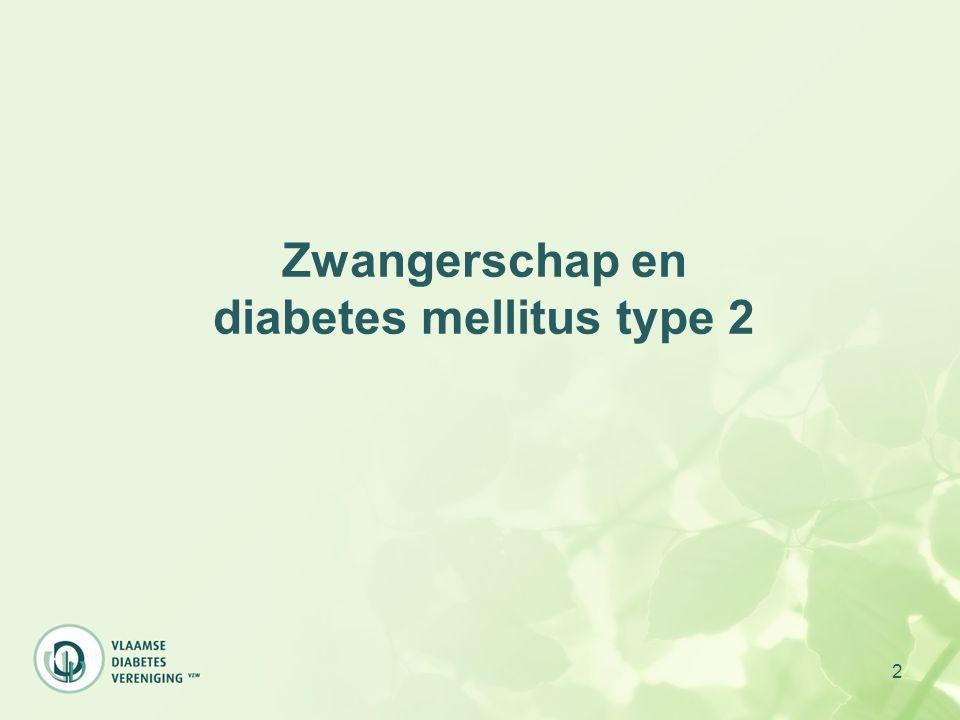 13 4 insuline injecties of insulinepomp Eenheden insuline kunnen makkelijker aangepast worden Kh'en verdeling afhankelijk van soort insuline- behandeling (zie voedingsinterventieprotocol) Vanaf 20 weken zwangerschap (eind 2de trimester) verhoogt de insulinebehoefte.