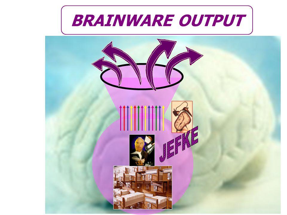 BRAINWARE OUTPUT
