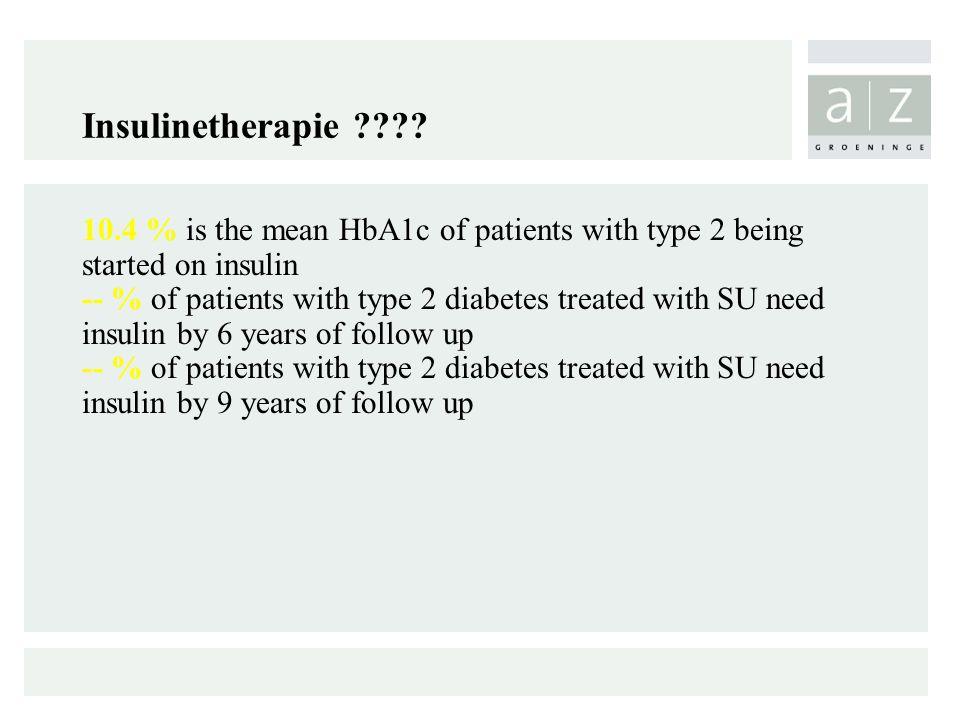 Insulinetherapie ???.
