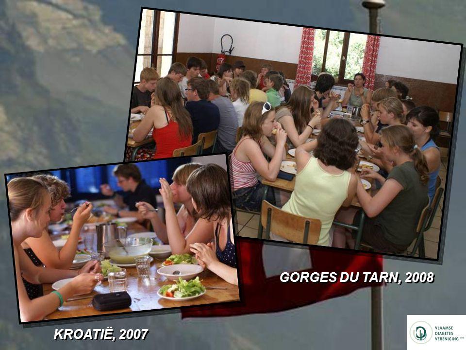 KROATIË, 2007 GORGES DU TARN, 2008