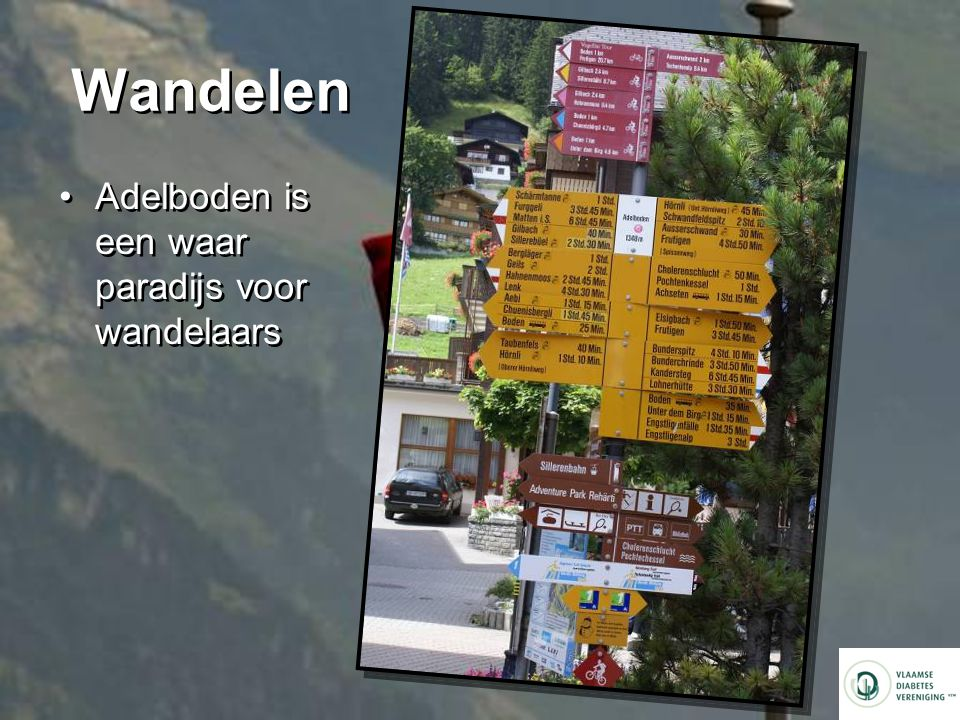 Wandelen Adelboden is een waar paradijs voor wandelaars