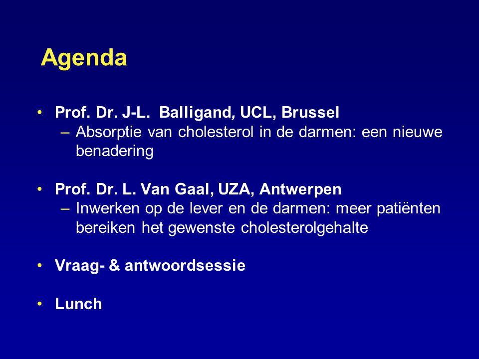 Agenda Prof. Dr. J-L.