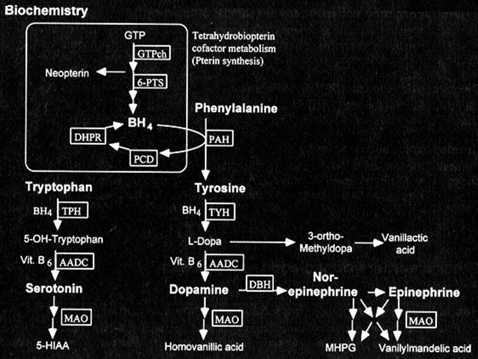 Fenylalanine ScreeningsresultaatInterpretatieActie > 2,5 - < 6 mg/dL > 150 - < 360µmol/L AfwijkendControle bloedkaartje (per post) 6 - 8 mg/dL 360-480 µmol/L AfwijkendDringende kwantitatieve controle > 8 mg/dL > 480 µmol/L Sterk afwijkendVerwijzing voor verdere diagnostiek en therapie (tefefonisch)