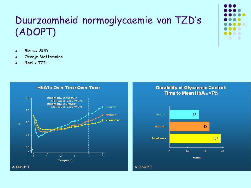 Diabetesprotocol ZEL Stap 2 Lifestyle interventies en orale antidiabetica Indien metformine faalt: De lifestyle interventies zoals beschreven bij Stap 0 blijven van kracht.