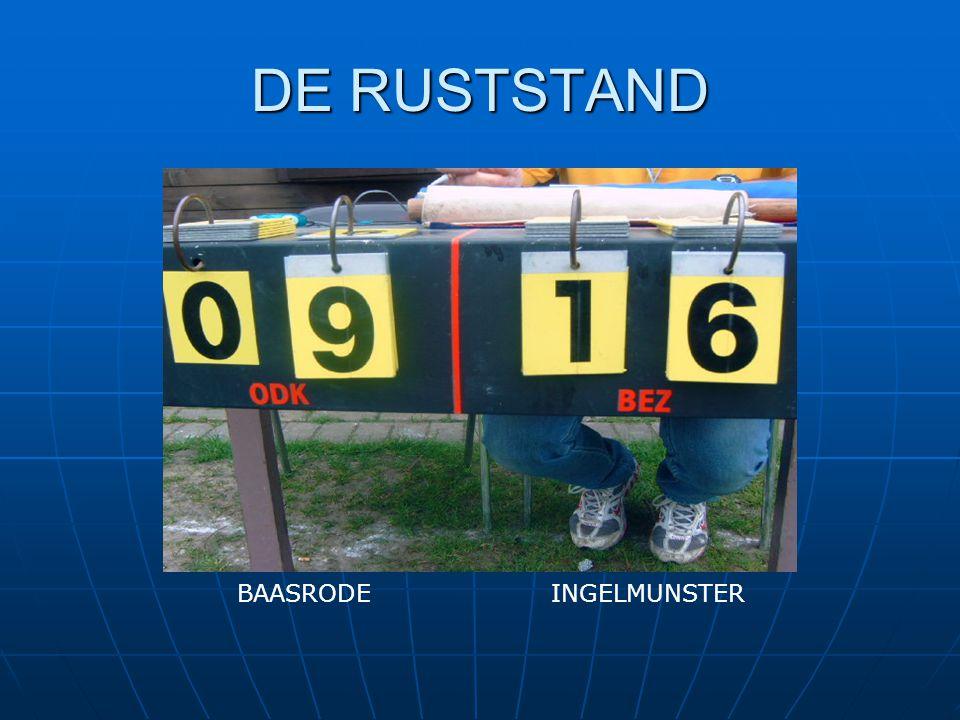 DE RUSTSTAND BAASRODE INGELMUNSTER
