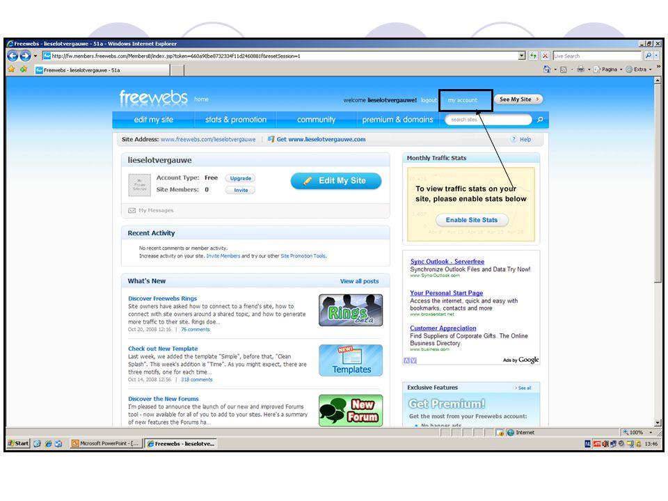 Verdere mogelijkheden… Repetitiekalender maken Foto's uploaden Documenten zoals cursussen (eventueel voorzien van een digitaal watermerk) verbeteringen taken en toetsen, leerwijzers, extra opdrachten,… op het net plaatsen