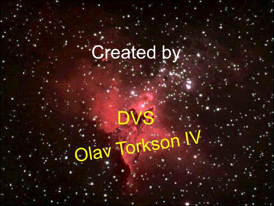 Created by DVS Olav Torkson IV