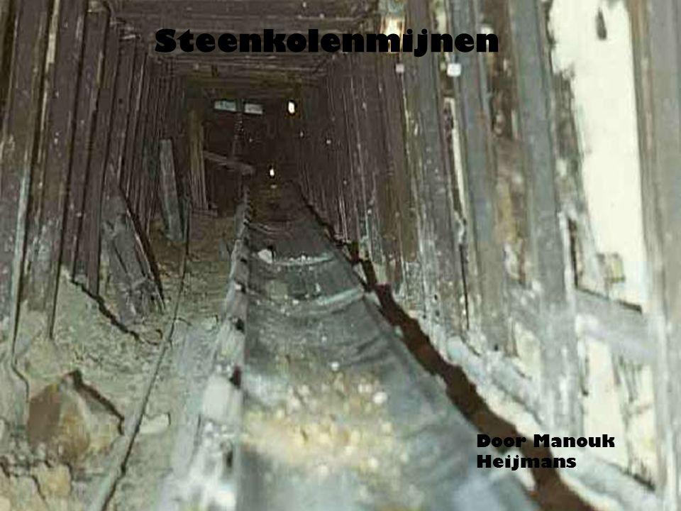 Hoofdstuk 1 De geschiedenis (van een steenkolenmijn) Hoofdstuk 2 De gevaren in een mijn Hoofdstuk 3 Hoe was het werken in een mijn Hoofdstuk 4 Wat is steenkool Hoofdstuk 5 Steenkoolwinning Hoofdstuk 6 Zijn er in Nederland nog mijnen