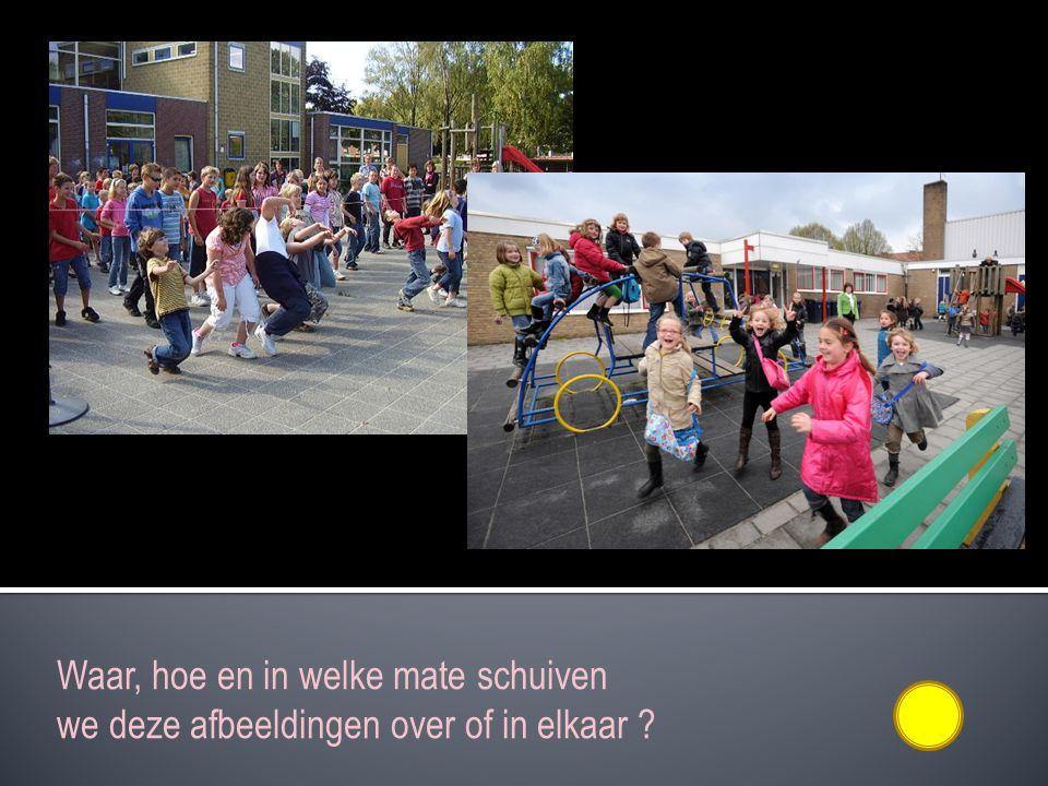 Vragen .-welke reacties roept de schets van onze ontwikkeling bij jullie op .