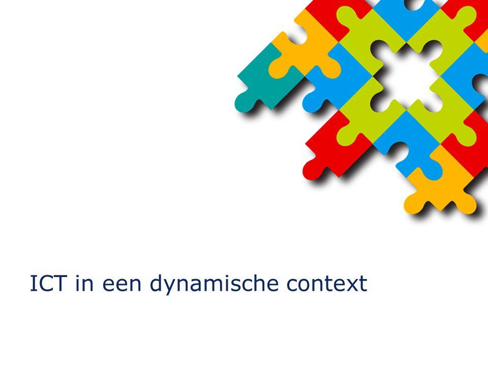 ICT in een dynamische context