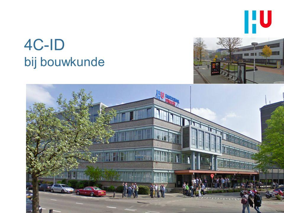 4C-ID bij bouwkunde