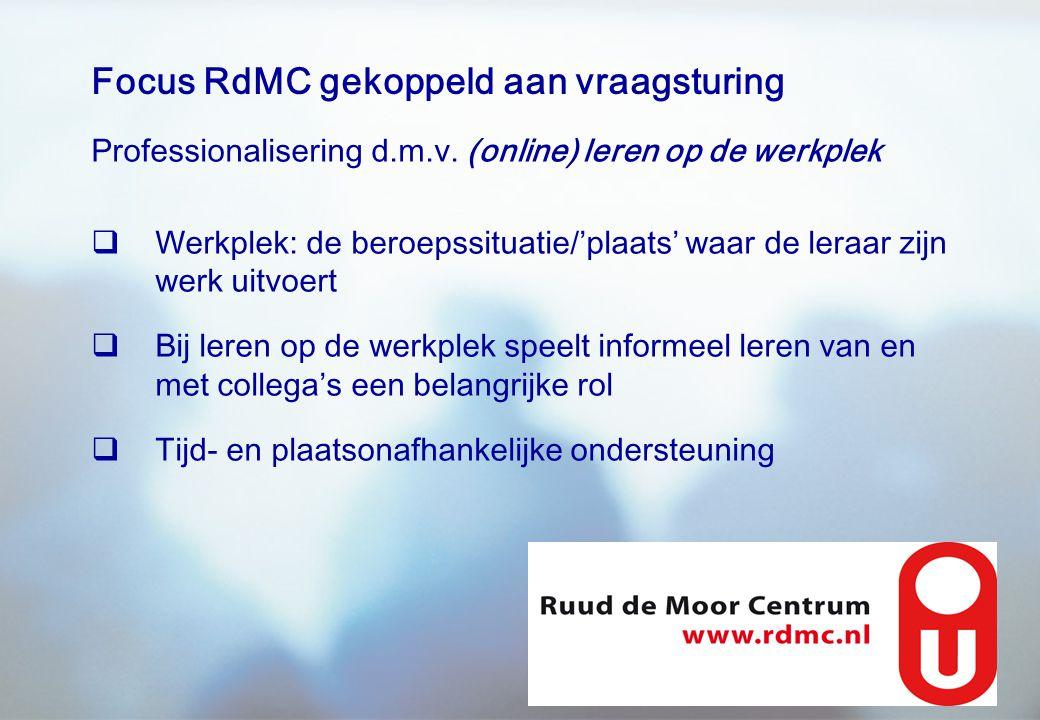 Procedure 1.Projectvoorstel + handtekeningformulier uiterlijk 11 mei > RdMC 2.Interne beoordeling > advies aan PR 3.Beoordeling door PR (2 juni) >  toewijzen  toewijzen onder voorwaarden  afwijzen 4.Uitwerken projectplannen vóór 1 oktober 5.Opname projectplannen in werkprogramma 2010 6.Samenwerkingsovereenkomst
